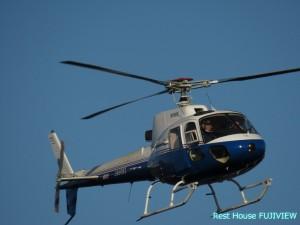 箱根ヘリコプター遊覧飛行